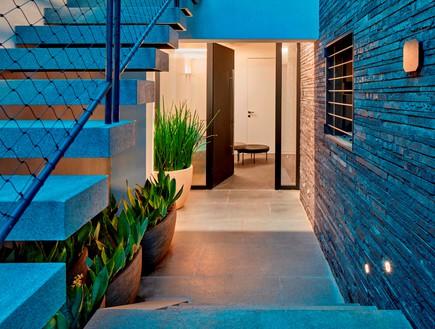 בית בתל אביב, סמט אדריכלים (צילום: שי גיל)