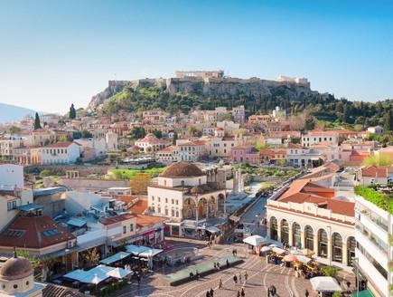 אתונה (צילום: Neirfy)