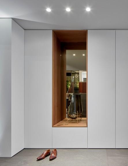 בית בתל אביב, ג, סמט אדריכלים, חדר רחצה (צילום: שי גיל)