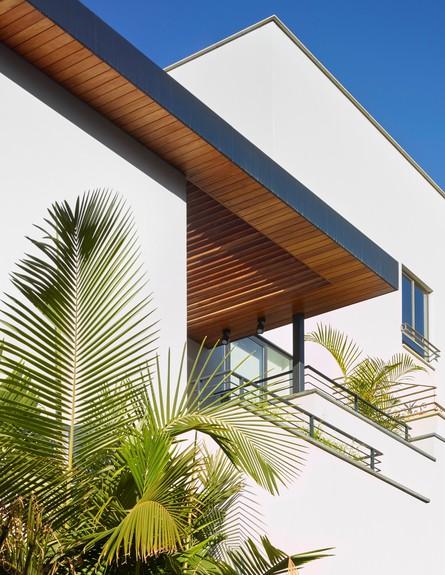 בית בתל אביב, ג, סמט אדריכלים, חוץ (צילום: שי גיל)