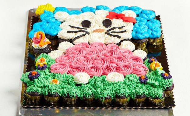 עוגת שוקולד של קרין גורן - הלו קיטי מקאפקייקס (צילום: אמיר מנחם, אוכל טוב)