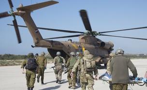 אימון 669 (צילום: קורל דביר, אתר חיל האוויר)