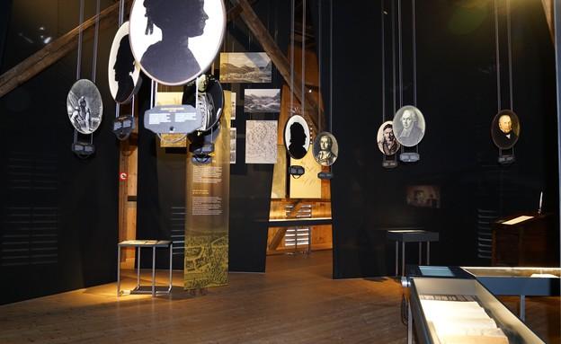 מוזיאון אנה גודלי (צילום: מתוך אתר המוזיאון)