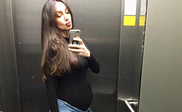 ג'ולייטה ילדה, מרץ 2018 (צילום: אינסטגרם, צילום מסך)