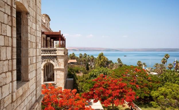 הנוף מהמלון (צילום: סיון אסקיו)