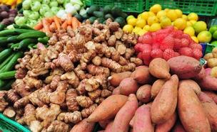 """מזון בשווי 19.5 מיליארד ש""""ח (צילום: Satayu Sengsomwong, 123RF)"""