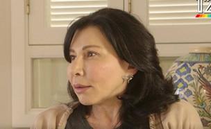 לנה דוביזנסקי, אמה של אדל בספלוב (צילום: צילום מסך)