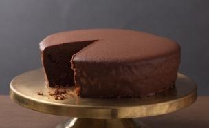 עוגת שוקולד בייקרי (צילום: עידית בן עוליאל, בייקרי)