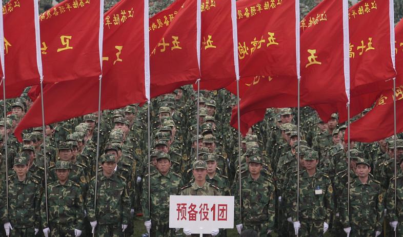צבא סין (צילום: China Photos, gettyimages)