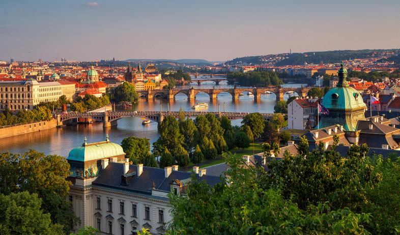 פראג, צ'כיה (צילום: שאטרסטוק)