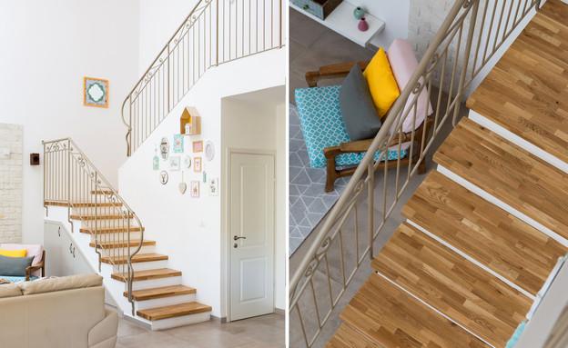 תל יוסף, עיצוב דלית שפרן, מדרגות (18) (צילום: שירן כרמל)