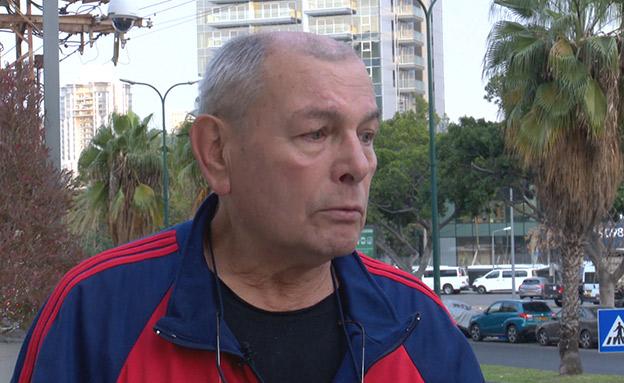 החשוד שאנטולי מטבייצ'וק (צילום: החדשות)