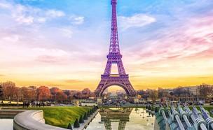 פריז (צילום: MarinaDa, shutterstock)