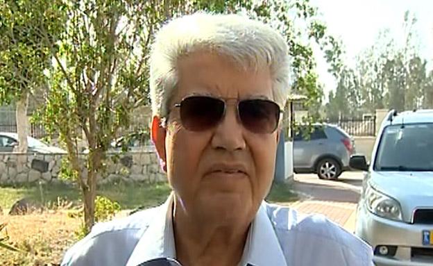 לוי ב-2014 (צילום: חדשות 2)