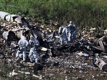 הפלת מטוס ה-F-16 בצפון