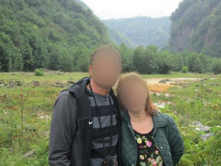 בני הזוג ששבו מארבייג'ן