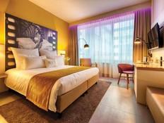 NYX מילאנו (צילום: מתוך אתר המלון, צילום מסך)