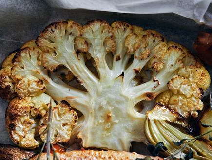 סלמון ירקות צלויים יוגב ירוס