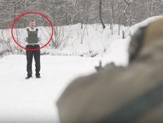 """מנכ""""ל Ukrainian Armor (צילום: יוטיוב, Ukrainian Armor)"""