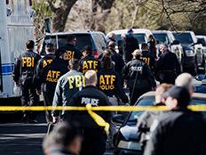 שני הרוגים בסדרת הפיצוצים (צילום: AP)
