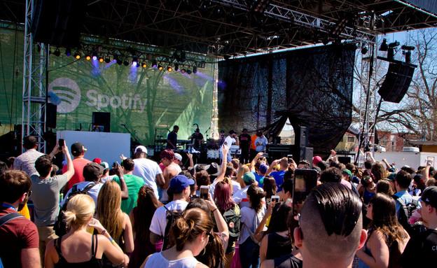 פסטיבל SXSW (צילום: getty images)