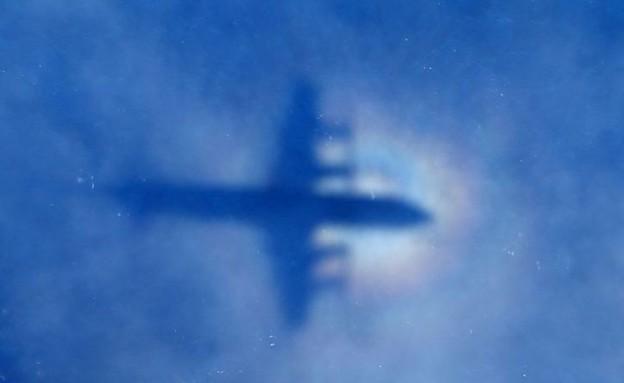 מטוס מלזי (צילום: Twitter/JavaScript Facts)