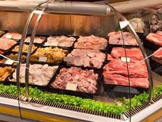 בשר בסופרמרקט (אילוסטרציה: shutterstock)