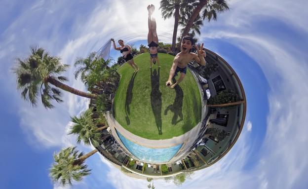 צילום בגופרו ב-360