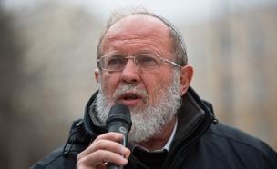 הרב אלי סדן יקבל פרס מפעל חיים (צילום: חדשות 2)