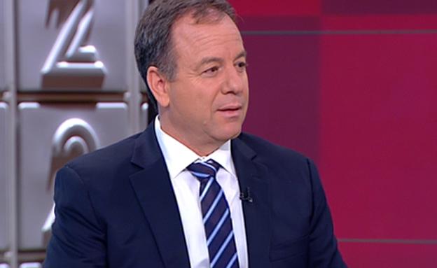 ראש הסגל, יואב הורוביץ (צילום: חדשות 2)