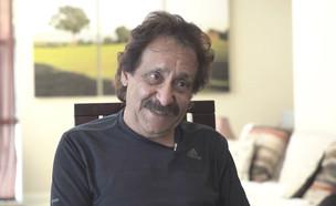 """דודו זר בראיון ל""""אנשים"""" (צילום: מתוך אנשים, שידורי קשת)"""
