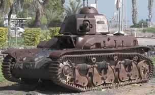 מי עצר את הטנק הסורי במלחמת העצמאות? (צילום: החדשות)