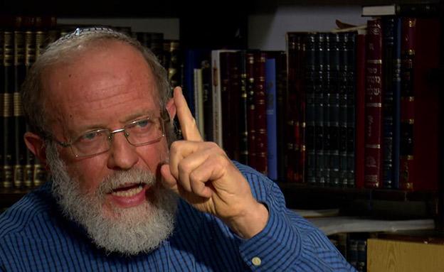הרב אלי סדן (צילום: חדשות 2)