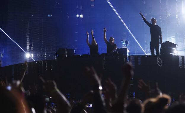 Swedish House Mafia (צילום: getty images)