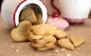 עוגיות חמאה (צילום: אסתי רותם, אוכל טוב)