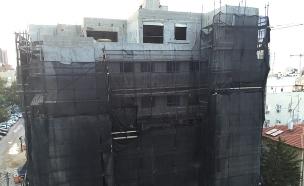 בניין, שיפוץ, בנייה, מבנה (צילום: חדשות 2)