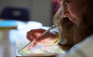 iPad 9.7 inch 2018 (יח``צ: אפל)