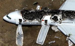 התרסקות מטוס (צילום: אינסטגרם\airplane_crushes)