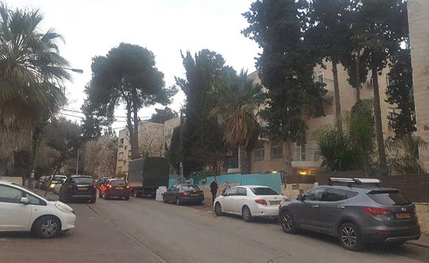 הקונסוליה בירושלים (צילום: החדשות)