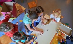 גן ילדים בגרמניה (צילום: Thomas Lohnes, Getty Images)