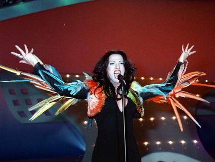 דנה אינטרנשיונאל (צילום: GettyImages-Peter Bischoff AFP)