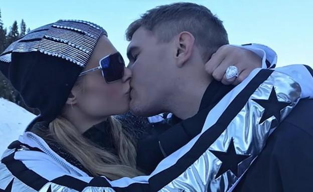 הכוכבת שאיבדה טבעת בשווי 2 מיליון דולר במועדון (צילום: Youtube)