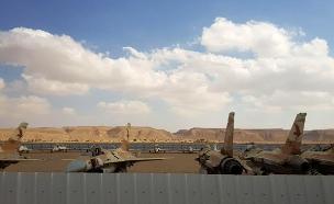 המטוסים שמיועדים למכירה. ארכיון (צילום: חדשות 2)