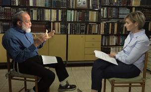 צפו בריאיון עם הרב סדן (צילום: החדשות)
