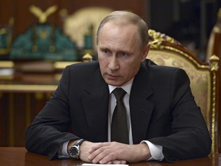 נשיא רוסיה ולדימיר פוטין (צילום: רויטרס)