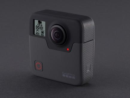 מצלמת 360 מעלות GoPro Fusion