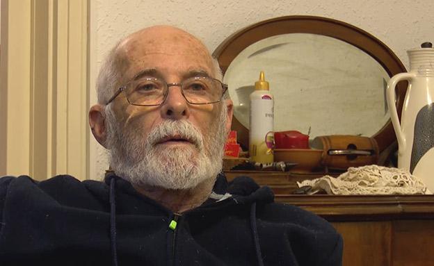 יצחק צולינגר (צילום: החדשות)