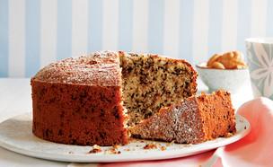 עוגת קוקוס של מיקי שמו, כשר לפסח (צילום: דן לב, על השולחן)