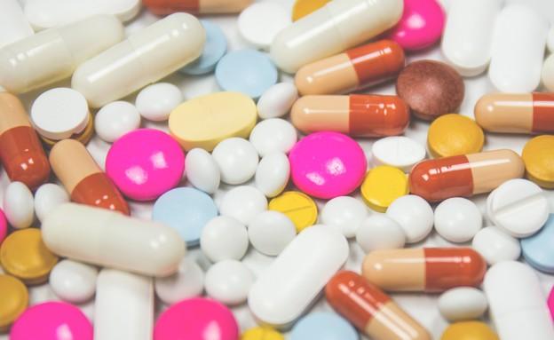 כדורים, תרופות (צילום: freestocks org-unsplash)