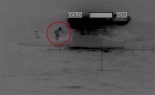 """מעצר חשודים בתכנון פיגוע נגד חיל הים (צילום: דובר צה""""ל)"""